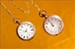 Pocket Watches Swinging